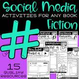 SOCIAL MEDIA ACTIVITIES FOR ANY BOOK- FICTION