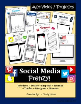 SOCIAL MEDIA FRENZY!
