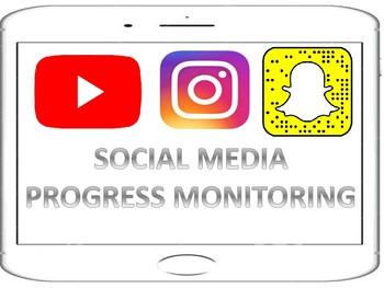 SOCIAL MEDIA PROGRESS MONITORING