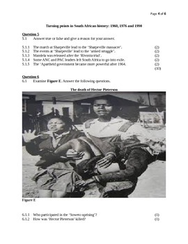 SOCIAL SCIENCES GRADE 9 EXAM QUESTION PAPER (MASTER MENTOR'S MATERIALS)