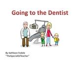 SOCIAL SKILLS BOOKS: Going to the Dentist