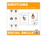 SOCIAL SKILLS and EMOTIONS FOR AUTISM KID FACES