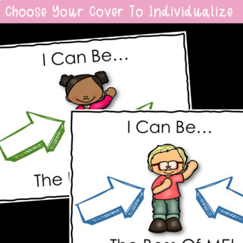 SOCIAL STORY: I Can Be The Boss Of Me! For {k-2nd Grade OR Ability Level}