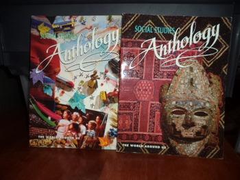 SOCIAL STUDIES  ANTHOLOGY         (SET OF 2)
