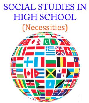 SOCIAL STUDIES ASSIGNMENTS BUNDLE (See Below!)