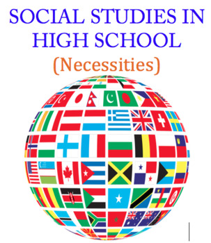 SOCIAL STUDIES Projects & Assignments (check it out!)