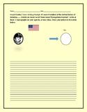 SOCIAL STUDIES/CIVICS PROMPT: IF I WERE PRESIDENT OF THE U.S.A......