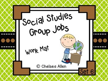 SOCIAL STUDIES Group Work Assignment Mats