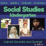 SOCIAL STUDIES UNIT:  CULTURE COMPARE AND CONTRAST