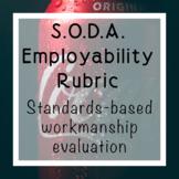 SODA Employability Rubric