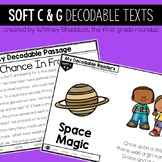 SOFT C and SOFT G Decodable Readers and Passages