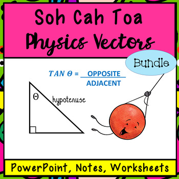 Physics Vectors Worksheets Teaching Resources TpT
