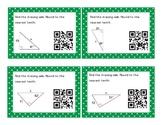 SOH-CAH-TOA Task Cards QR Codes