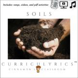 SOILS Curriculyrics™ | Soils in the Environment Song, Ontario Science Curriculum
