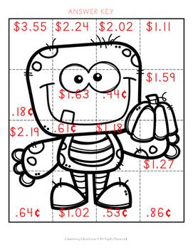 SOL 3.8 Monster Money Subtraction