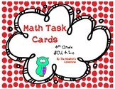 SOL 4.1 a-c / Math Task Cards / Whole Number, Place Value & Rounding
