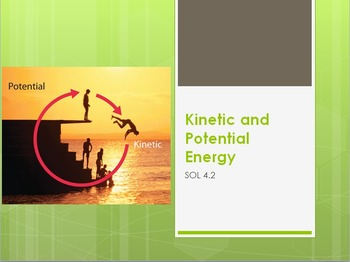 SOL 4.2: Kinetic and Potential Energy Powerpoint