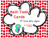 4th Grade Math Task Cards/ WHOLE YEAR/ SOL 4.1 to SOL 4.16
