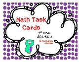 SOL 4.5 a-d / Math Task Cards / Computations (Fractions an