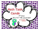 SOL 4.6 - 4.8/ Math Task Cards / Measurement (Length, Weig