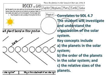 SOL 4.7 Solar System