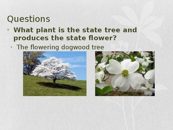 SOL 4.9: Virginia's Plants