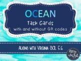 SOL 5.6 Ocean QR Task Cards