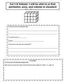 SOL 5.8a (Virginia) -Interactive Notebook