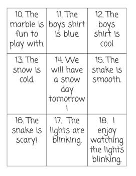 SOL Aligned Observation Lesson 21st Century Skills Task Cards