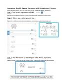 Desmos Dividing Rational Expressions Calculator Tricks