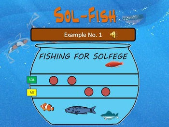 SOL-FISH - FISHING FOR SOLFEGE!
