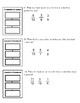 SOL Formatted Comparing and Ordering Fractions -TEI Included