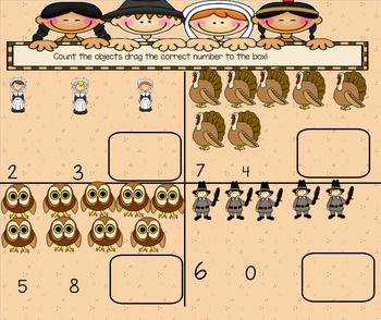 SOL K. 13 Kindergarten Counting Say What?