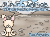 Tundra Animals 3rd Grade Reading Review Game