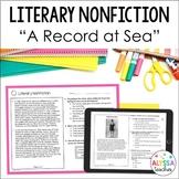 Literary Nonfiction SOL Passage (SOL 4.4 & 4.5) - Print & Digital