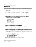 SOL Practice Assessments