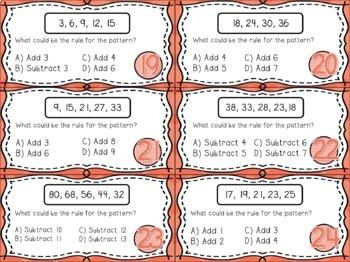 SOL Task Cards Set #2