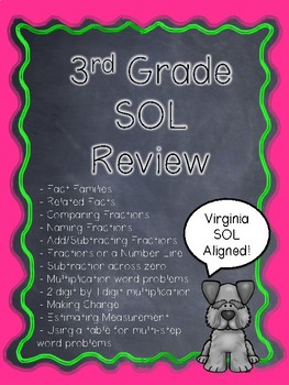 SOL Test Review #3