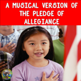 The Pledge of Allegiance  Song: A MP3 song about the Flag