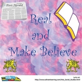 Real and Make Believe-Song