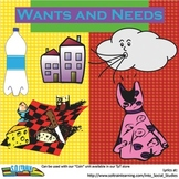 Wants and Needs-Song