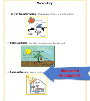 Solar Energy - Energy Transformation – How We Use Energy From The Sun