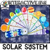 SOLAR SYSTEM ACTIVITY, PLANETS, RESEARCH, FACTS FILL IN, I
