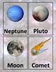 SOLAR SYSTEM - BASIC FLASH CARD SET