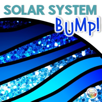SOLAR SYSTEM Bump Game -- with and without PLUTO