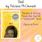 SOLD Reading and Writing Journal + Text Connections *DIGITAL & PRINT*
