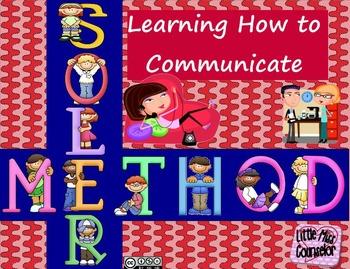 SOLER Method:  Communication and Social Skills for Kids SM