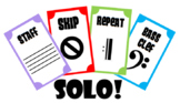 SOLO! A Music Symbol Game Inspired by UNO