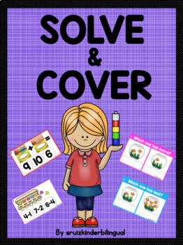 SOLVE & COVER ~Math Center~