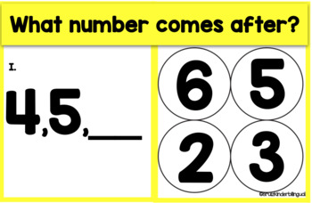 SOLVE & COVER *Missing Numbers*
